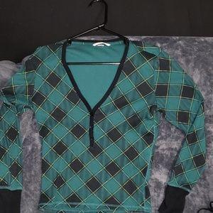 Victoria's Secret thermal sweater
